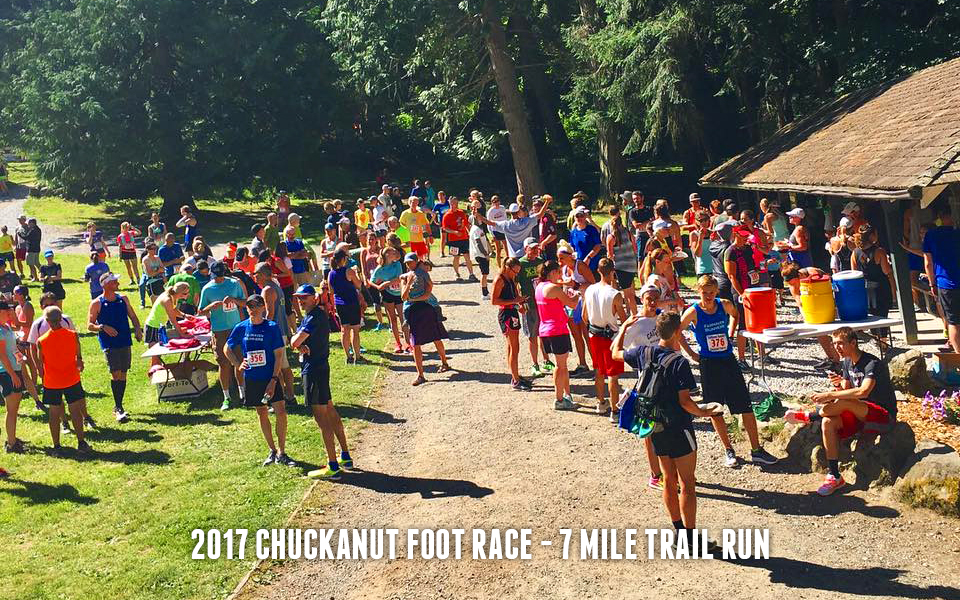 2017 Chuckanut Foot Race Photos